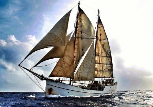 Dalla Colombia a Panama viaggio di sola andata con la Stahlratte